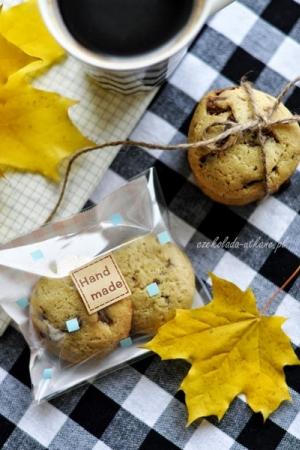 Ciasteczka z kawałkami czekolady Nigelli Lawson