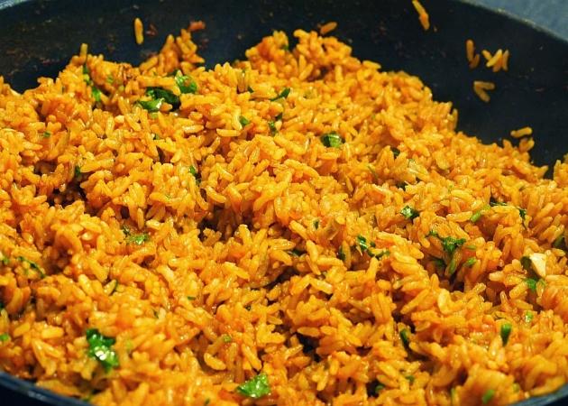 Ryż po meksykańsku