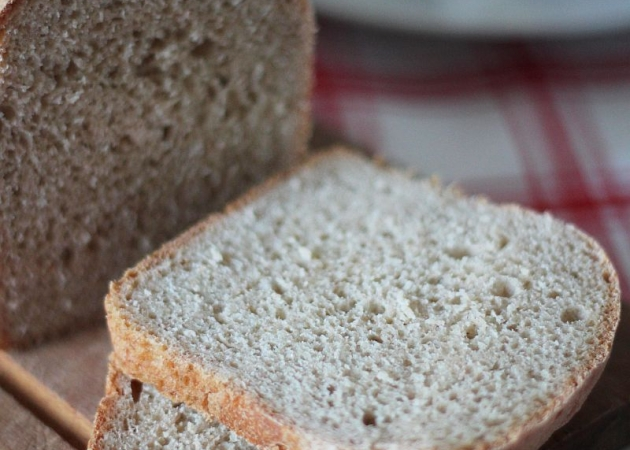 Chleb graham (na drożdżach)