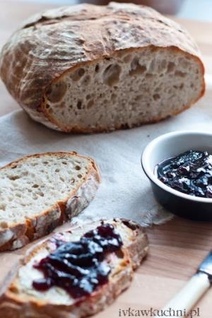 Chleb pszenny na zakwasie z Vermont