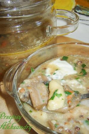 Zupa Gyros Przepis Z Kurczakiem Salatka Makaronowa Z Kurczakiem I