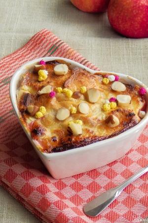 652. Pudding z chałki francuskiej!