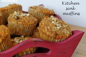Kitchen sink muffins