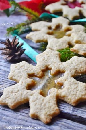 Ciasteczka witraże według Ewy Wachowicz
