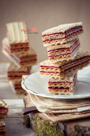 Andruty - domowe wafle