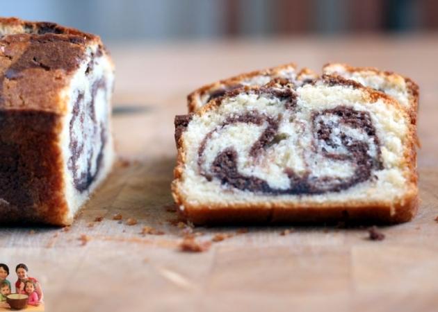 ciasto marmurkowe na duza blache  kuchnia blomedia pl  Najlepsze blogi kuli   -> Kuchnia Szeroko Otwarta Babka Marmurkowa