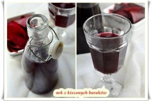 Dlaczego warto pić sok z kiszonych buraków