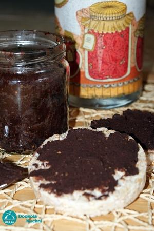 Dietetyczny krem czekoladowy