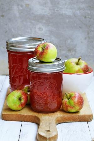 Kompot jabłkowo - śliwkowy