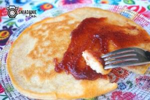 Omlet na słodko - przepis podstawowy