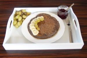 Omlet z makiem, czyli fit makowiec na śniadanie oraz właściwości maku