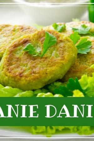 Tanie danie - przepis na warzywne kotleciki z brokuła, ryżu i sera
