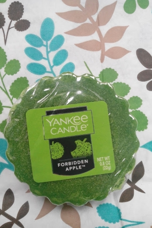 Czwartki z Yankee Candle FORBIDDEN APPLE