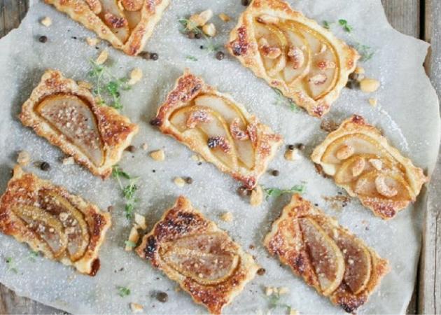 Ciasto francuskie i co dalej? 10 pomysłów, jak wykorzystać ciasto francuskie